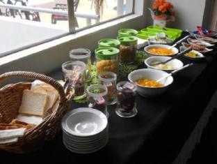 Parklane Motor Inn Takapuna Beach Auckland - Breakfast