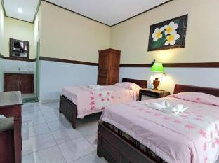 Sayang Maha Mertha Hotel באלי - חדר שינה