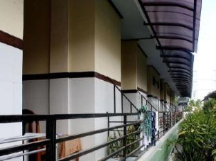 Sayang Maha Mertha Hotel Bali - Rõdu/Terrass