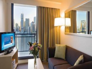 Adina Apartment Hotel Brisbane Brisbane - 2 Bedroom River View Apartment