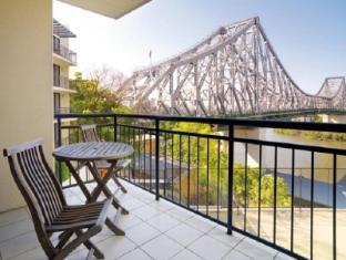 Adina Apartment Hotel Brisbane Brisbane - View from balcony