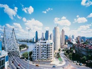 Adina Apartment Hotel Brisbane Brisbane - Aerial view of Adina Apartment Hotel Brisbane