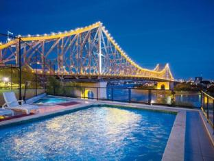 Adina Apartment Hotel Brisbane Brisbane - Swimming Pool