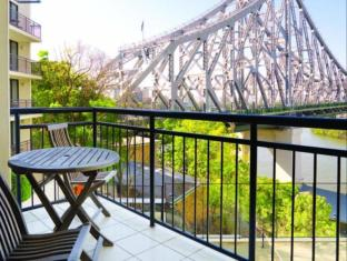 Adina Apartment Hotel Brisbane Brisbane - Balcony/Terrace
