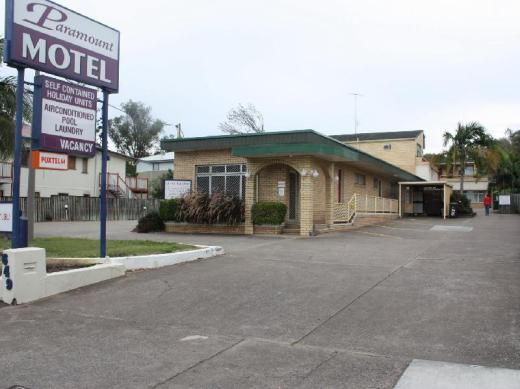 Paramount Motel Brisbane