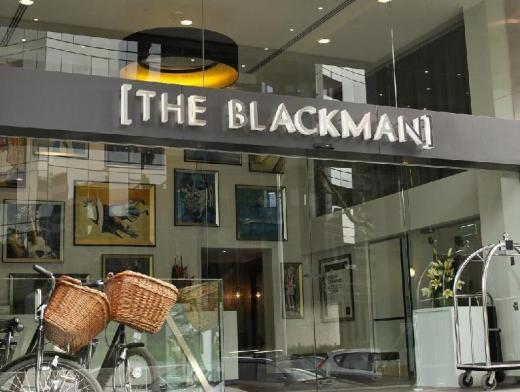Art Series The Blackman Hotel