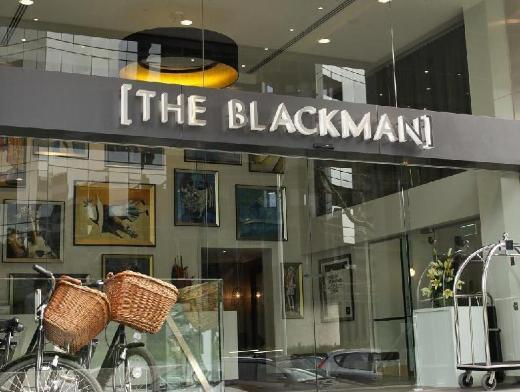 Art Series The Blackman Hotel