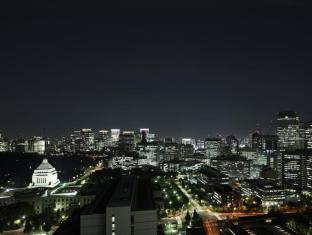 The Capitol Hotel Tokyu Tokyo - View
