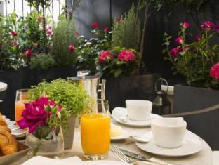 Le Burgundy Hotel Paris - Food and Beverages