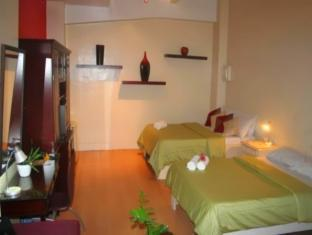 Stone House Bed and Breakfast Manila - Diamond (Family Suite)