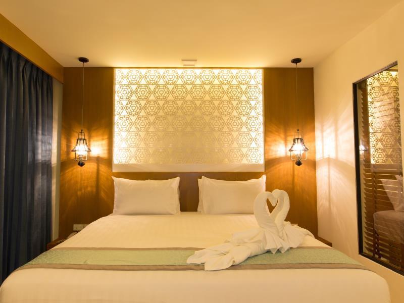 アンシノ ブキット ホテル4