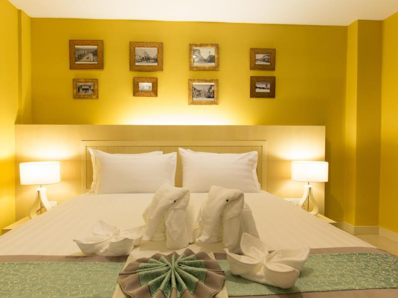 アンシノ ブキット ホテル14