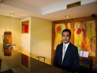 Hotel Clarion Wattala - Recepción