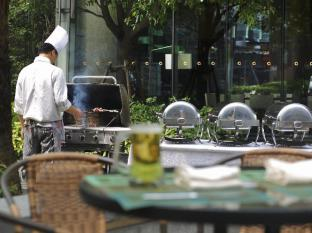 The QUBE Pudong Shanghai - BBQ