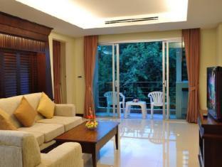 August Suites Pattaya Pattaya - Executive Suite - Living Area