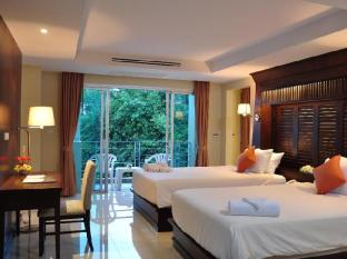 August Suites Pattaya Pattaya - Family Suite - Bedroom