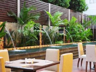 August Suites Pattaya Pattaya - Restaurant