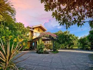 Amarela Resort Panglao Island - Eingang