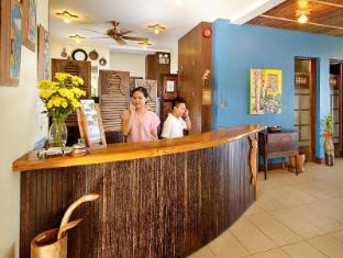 Amarela Resort Panglao Island - Rezeption