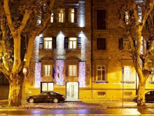 Hotel Metropolis Roma - Viesnīcas ārpuse