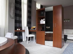 Hotel Metropolis Roma - Luksusa numurs