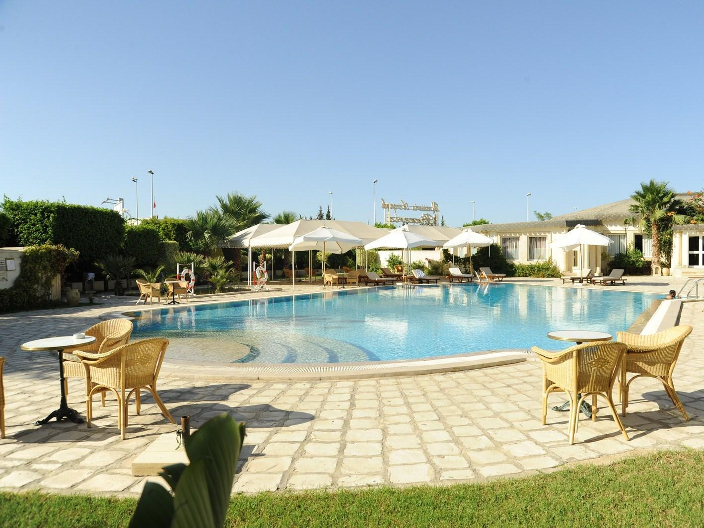 Acropole Tunis Hotel