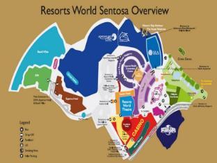 Resorts World Sentosa - Festive Hotel Singapore - Floor Plans