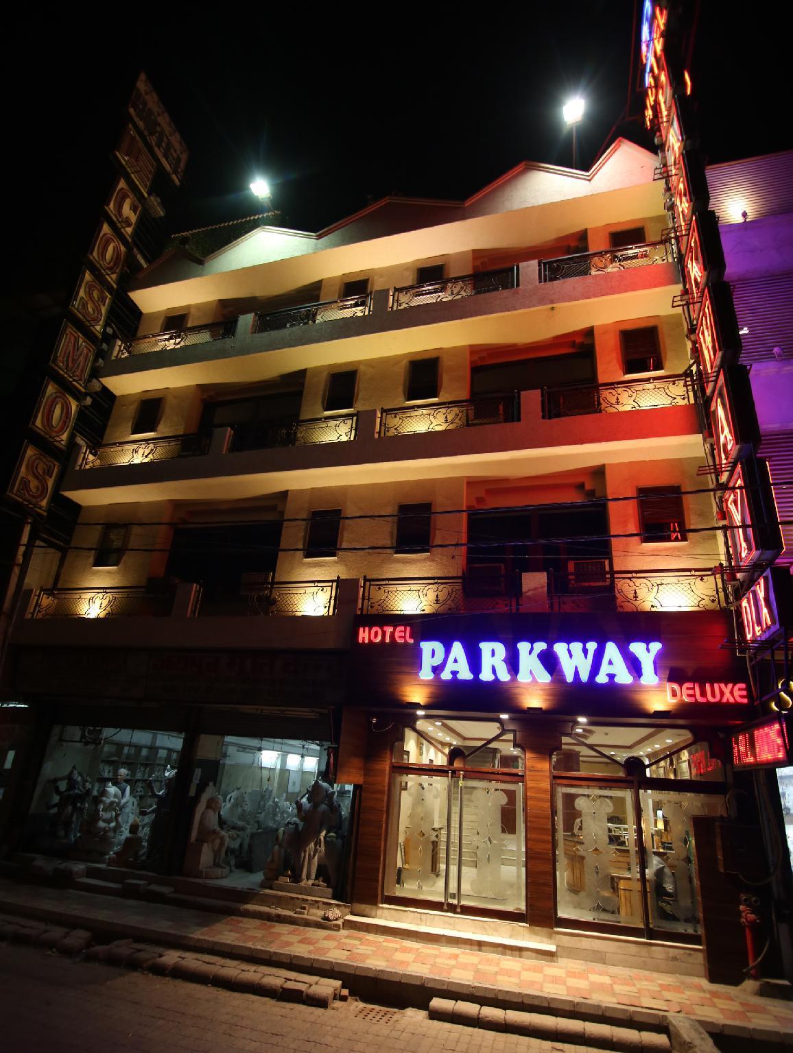 Hotel Parkway Deluxe
