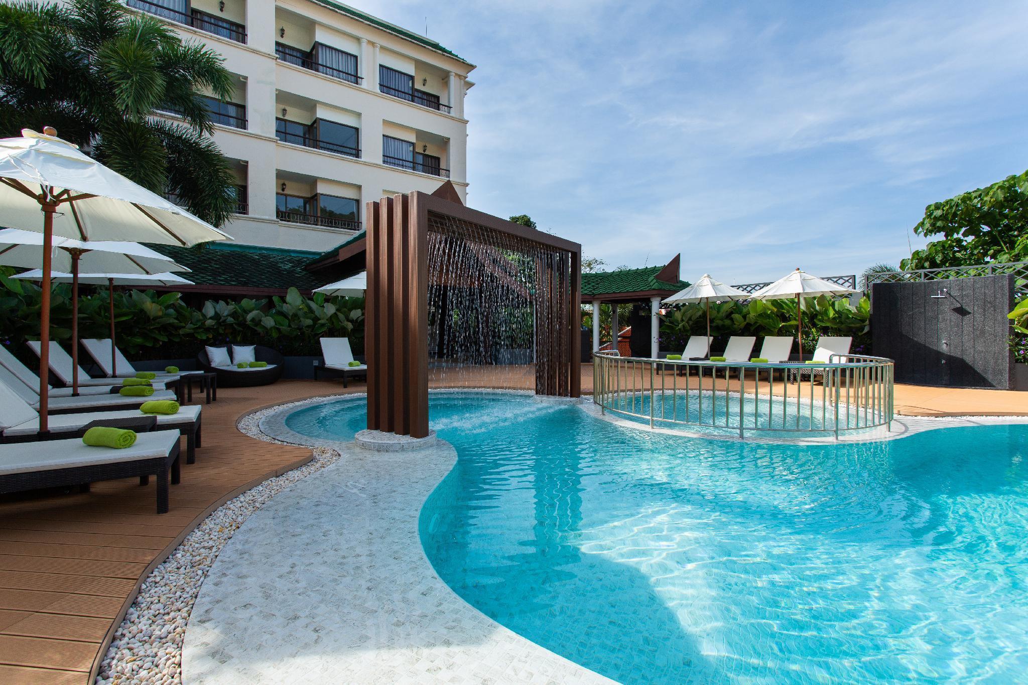 Krabi Heritage Hotel กระบี่เฮอริเทจ โฮเทล