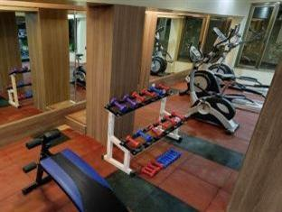 Sandalwood Hotel & Retreat Észak Goa - Fitneszterem