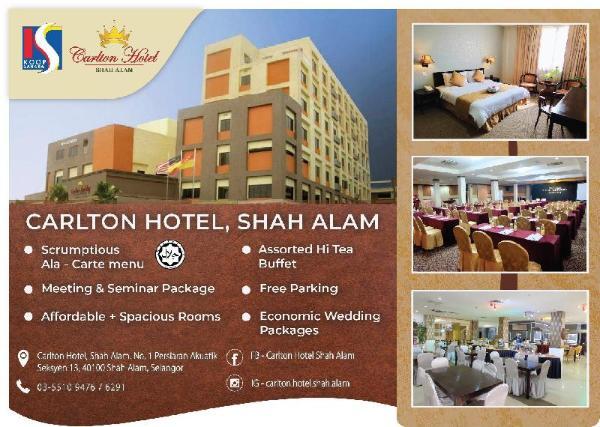 Carlton Hotel Shah Alam Shah Alam