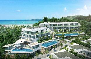 [チョンモン]アパートメント(180m2)| 6ベッドルーム/5バスルーム Six Bedroom Twin Seaview Apts over Bangrak Bay