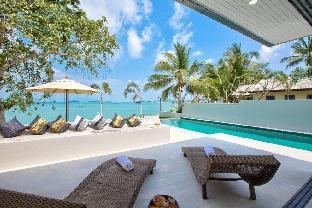 [ボープット]ヴィラ(180m2)| 6ベッドルーム/3バスルーム Six Bedroom Beautiful Beach Front Villa