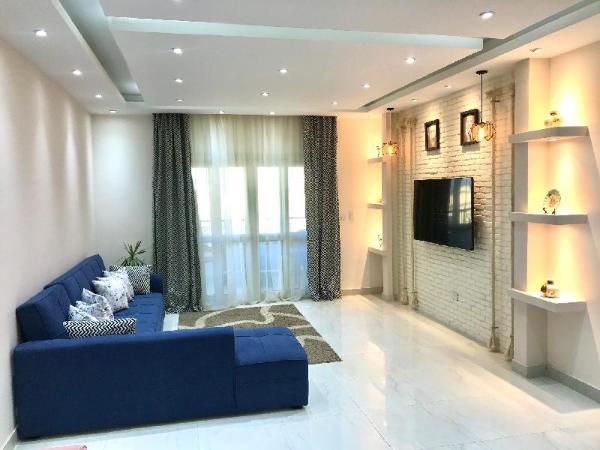 Modern furnished apartment near to Giza Pyramids Giza