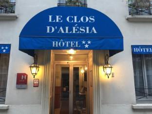 Hotel Clos d'Alesia