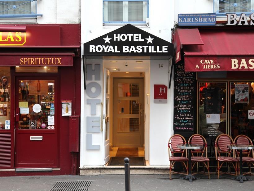 Hotel Royal Bastille