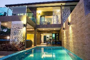[ホワイトサンド ビーチ]ヴィラ(160m2)| 2ベッドルーム/3バスルーム The Pearl Luxury Pool Villa