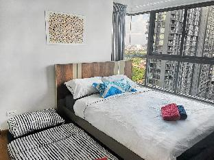 [チャトゥチャック]アパートメント(40m2)| 1ベッドルーム/1バスルーム Sunset Corner Condo with Balcony