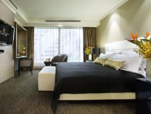 Grand Park Orchard Singapore - Park Suite Bedroom