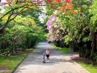 Graha Residen Serviced Apartments Surabaya - Garden