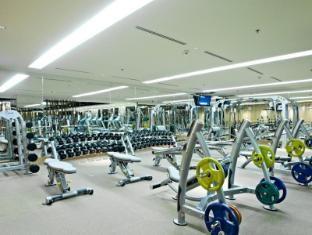 GTower Hotel Kuala Lumpur - Fitness Room