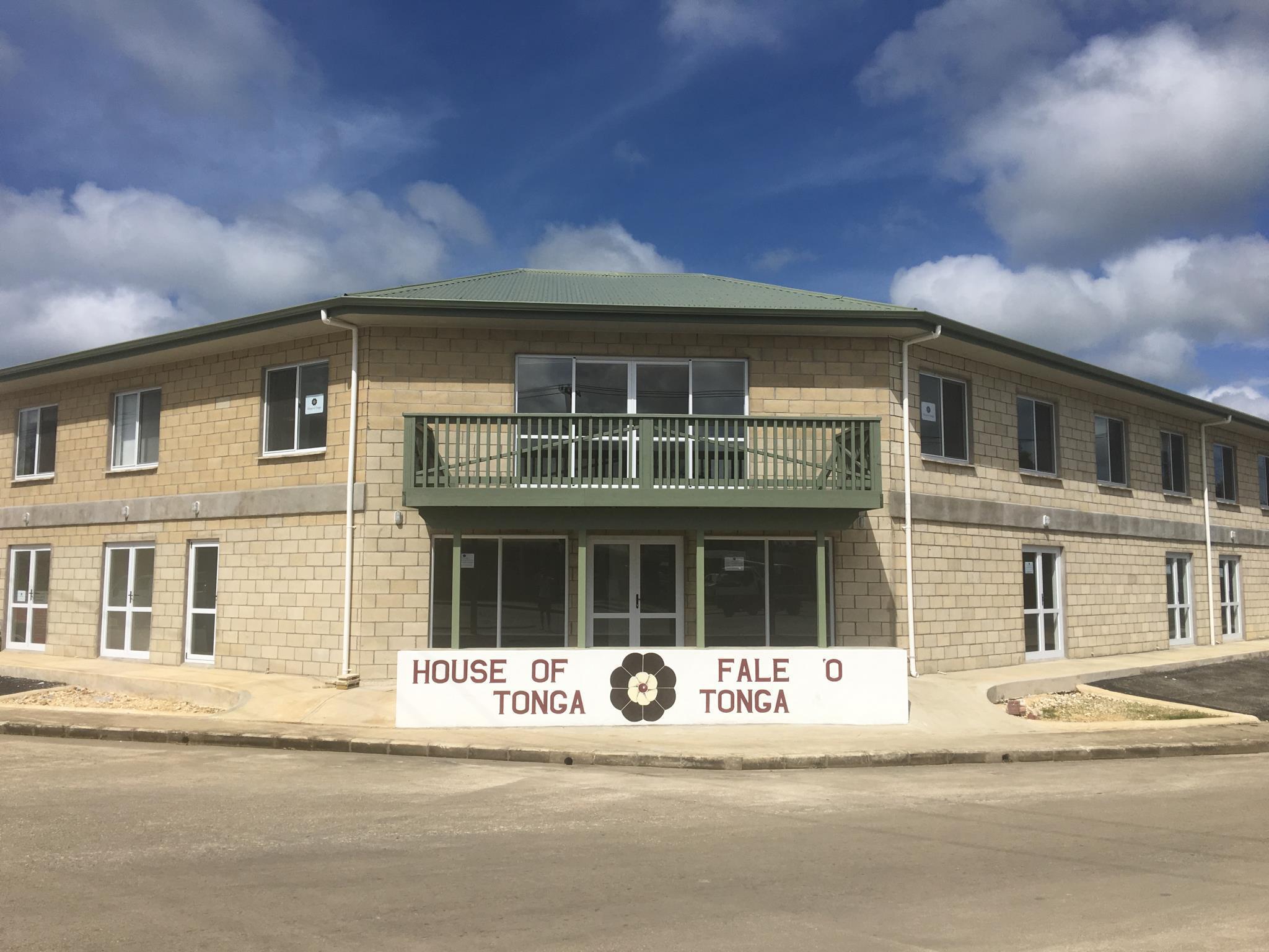 House Of Tonga