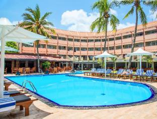 Paradise Beach Hotel Negombo - Hotel View from Swimming Pool