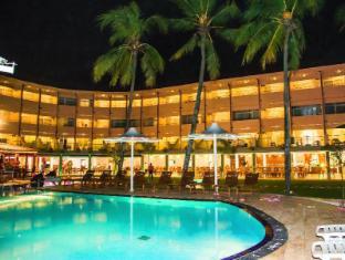 Paradise Beach Hotel Negombo - Swimming Pool View