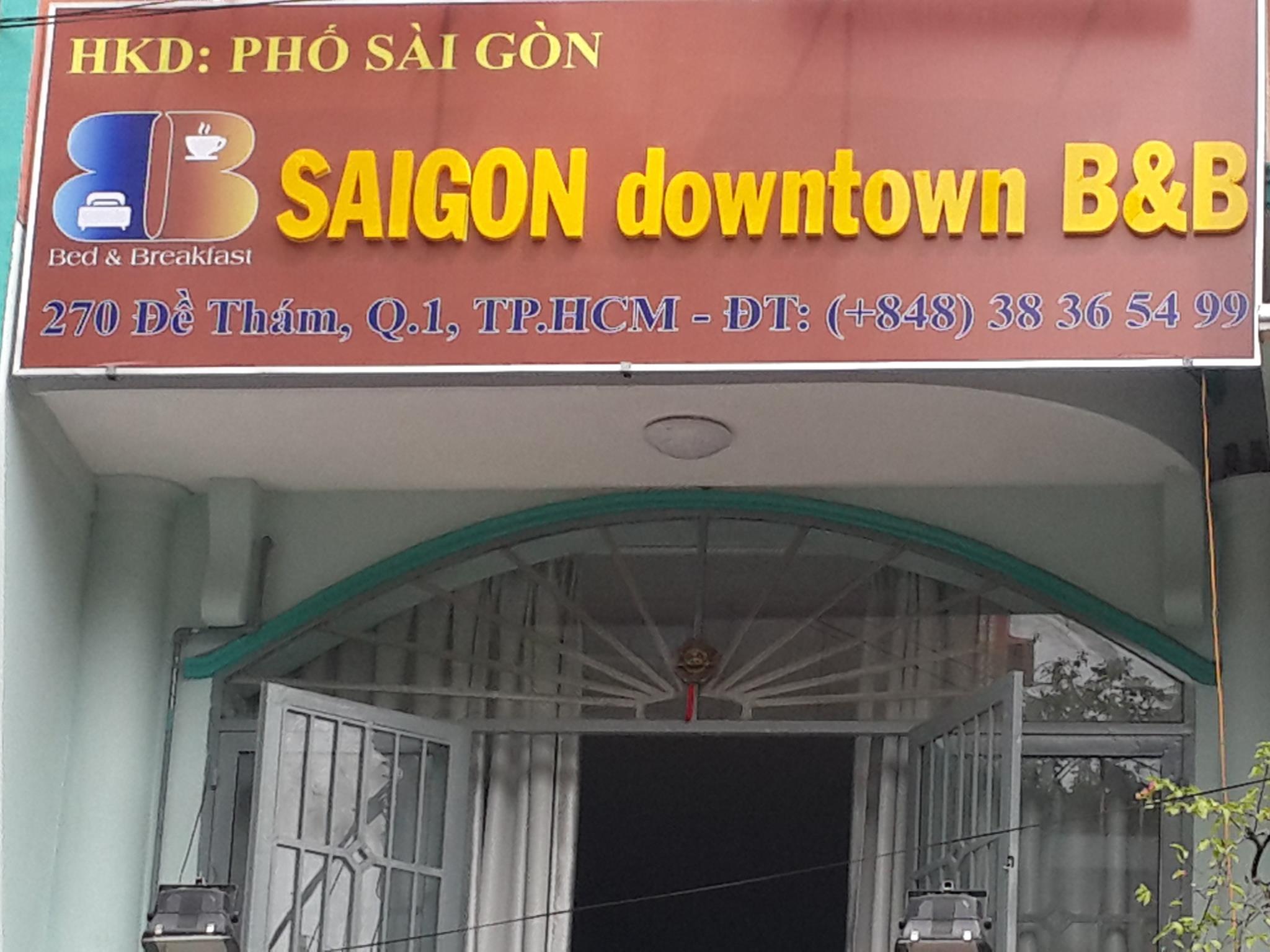 SAIGON Downtown BandB