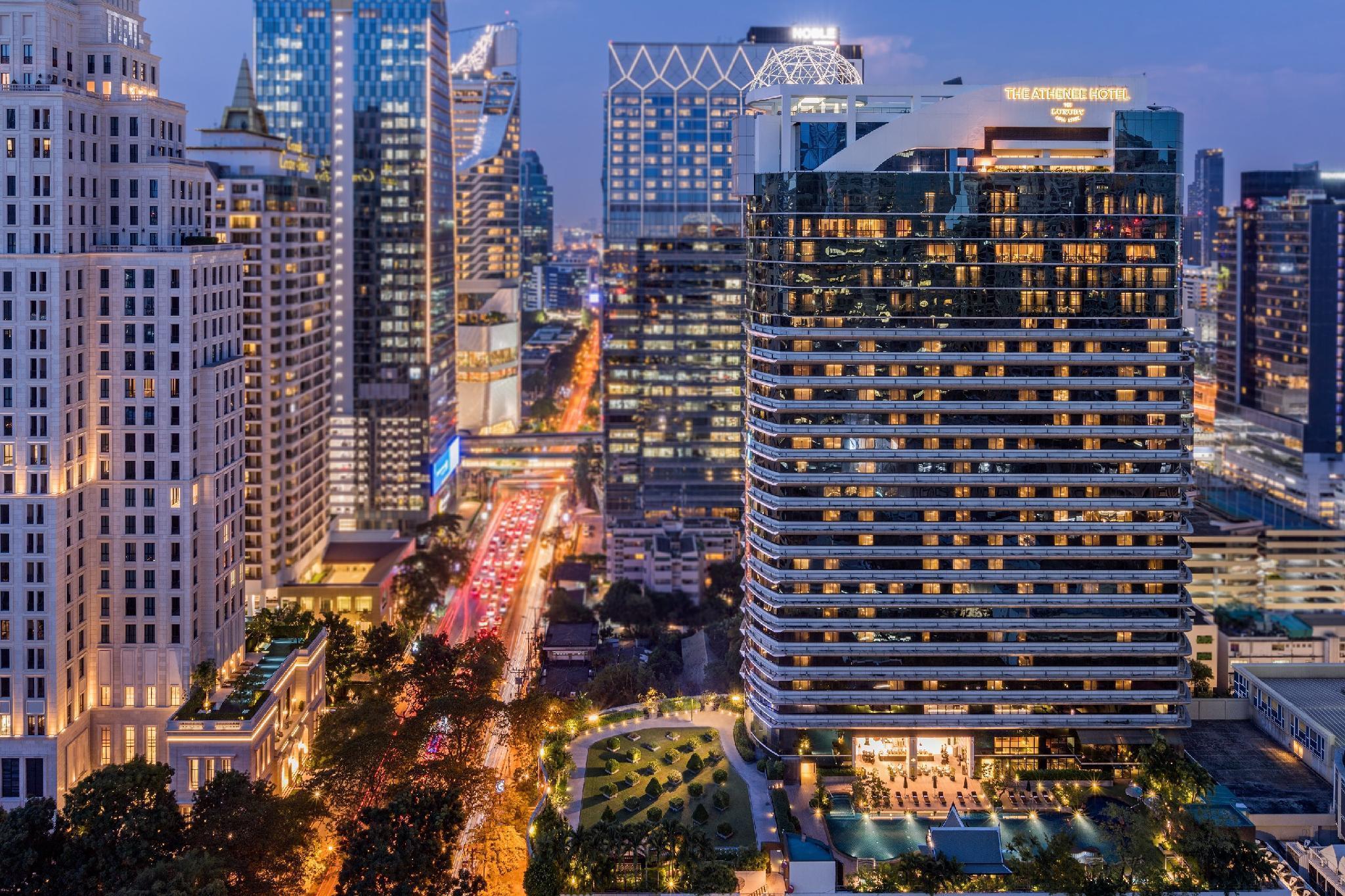 The Athenee Hotel A Luxury Collection Hotel Bangkok ดิ แอทธินี โฮเต็ล อะ ลักชัวรี คอลเลคชั่น โฮเต็ล กรุงเทพฯ