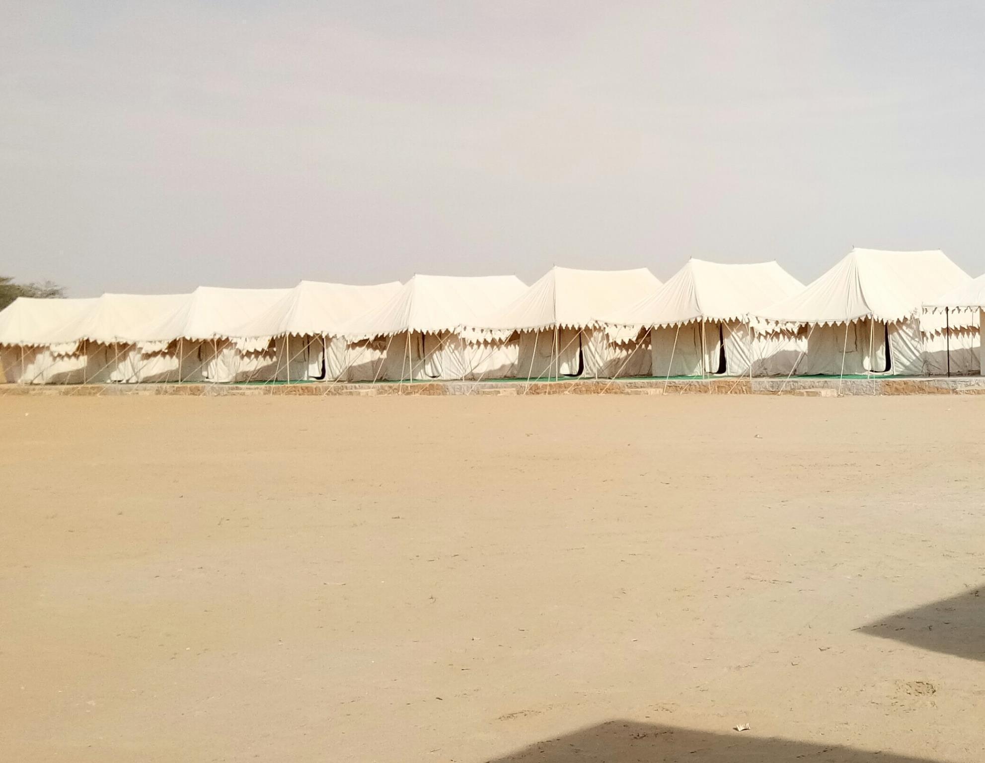 The Royal Camp