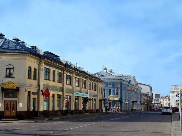 Sretenskaya Hotel Moscow