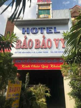 Bao Bao Vy Hotel Ho Chi Minh City