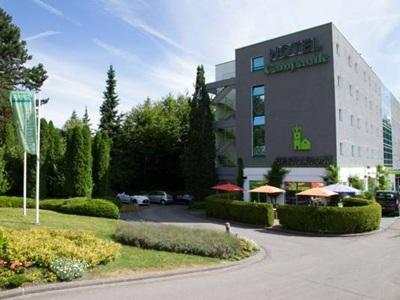 Campanile Hotel Luxembourg Airport